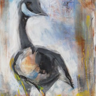 Moorage Goose